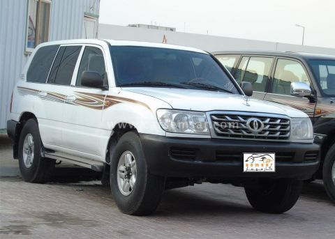 2006 Toyota Land Cruiser GX