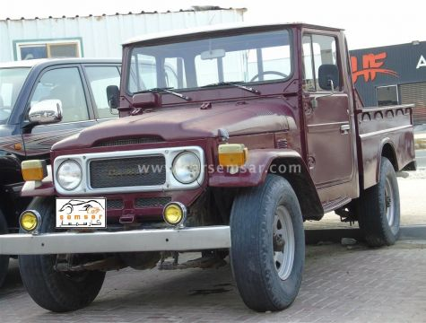 1981 Toyota Land Cruiser Wagon