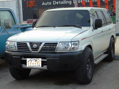 2001 Nissan Patrol  Safari