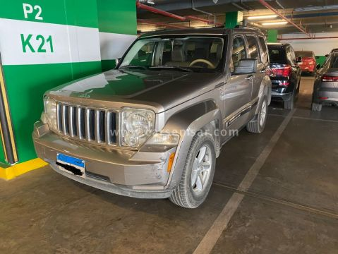 2008 Jeep Cherokee LTD 3.7 V6 4x4 Automatic