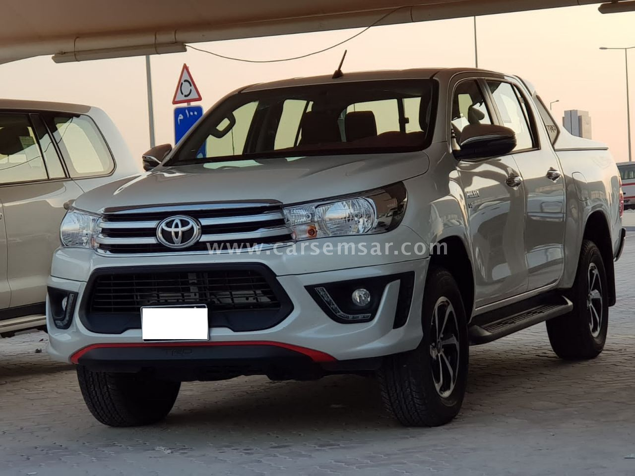 2020 Toyota Hilux Trd Sport Sr5 For Sale In Qatar New And Used Cars For Sale In Qatar