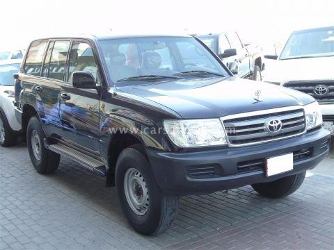 2003 تويوتا لاند كروزر GXR
