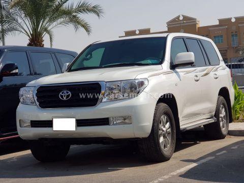 2009 Toyota Land Cruiser GX