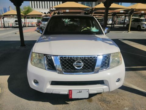 2008 Nissan Pathfinder SE 4x4