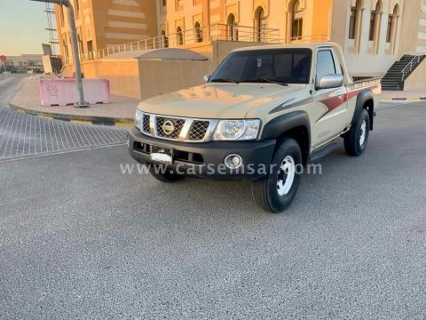 2013 Nissan Patrol SGL Pickup
