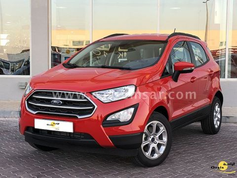 2020 Ford Ecosport Trend