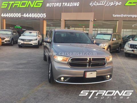 2015 Dodge Durango V6