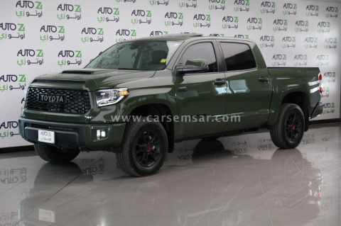 2020 تويوتا تندرا Tundra TRD Offroad 4x4