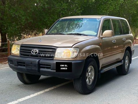 2004 Toyota Land Cruiser G