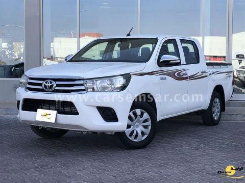 2016 Toyota Hilux 2.7