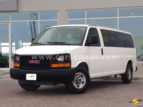 2016 GMC Savana Passenger Van 2500