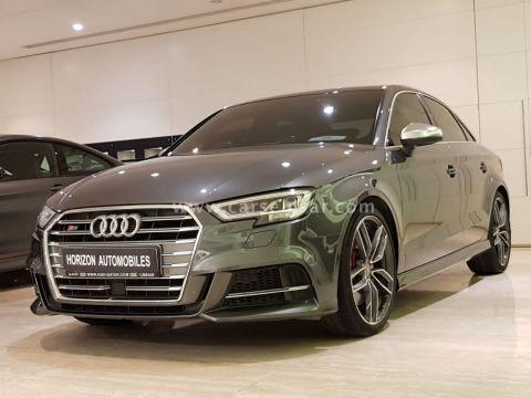 2018 Audi S3 2.0T FSi Quattro