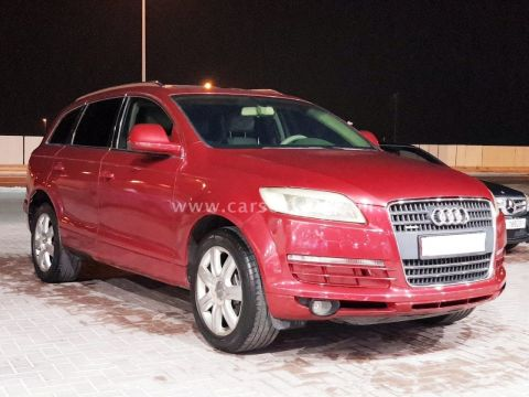 2008 Audi Q7 3.6 FSI
