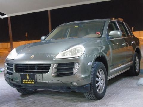 2008 Porsche Cayenne 3.6