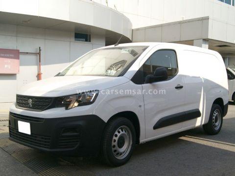 2021 Peugeot Partner Van