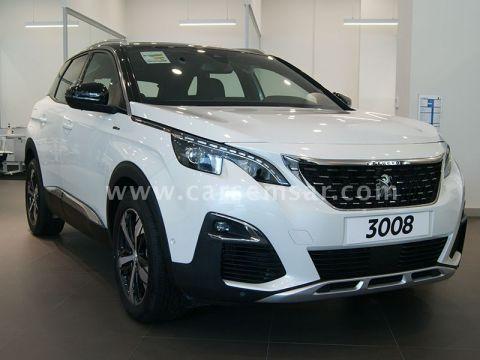 2021 Peugeot 3008 GTline