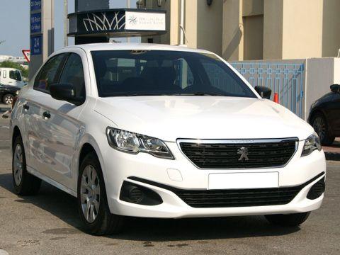 2021 Peugeot 301