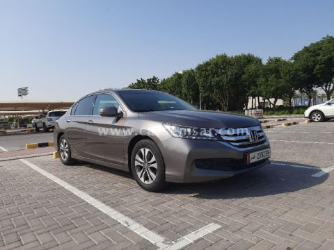 2016 Honda Accord 2.4 EX