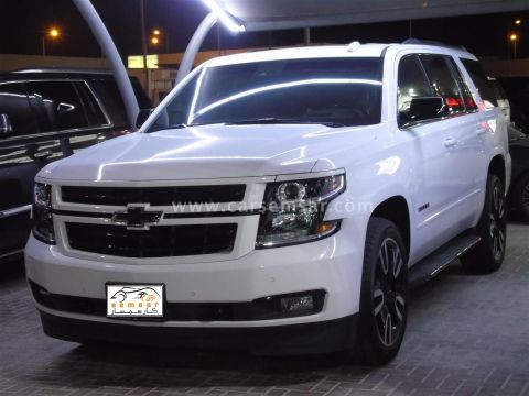 2019 Chevrolet Tahoe RST