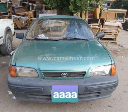 1994 Toyota Tercel 1.3