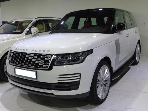 2020 Land Rover Range Rover Vogue Supercharged SE
