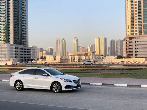 2017 Hyundai Sonata 2.4