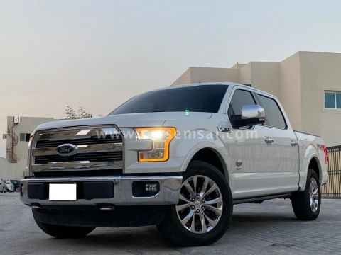 2016 فورد F-150 King Ranch Ecoboost