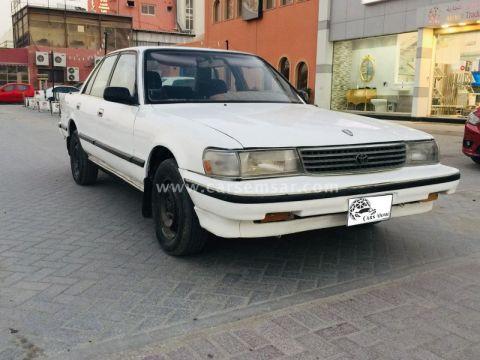 1993 Toyota Cressida GL