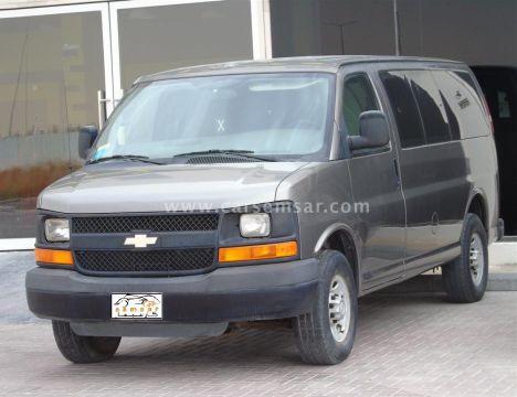 2010 Chevrolet Express Cargo Van G2500