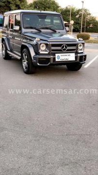 2010 Mercedes-Benz G-Class G 55