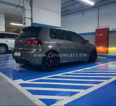 2013 Volkswagen Golf R 2.0