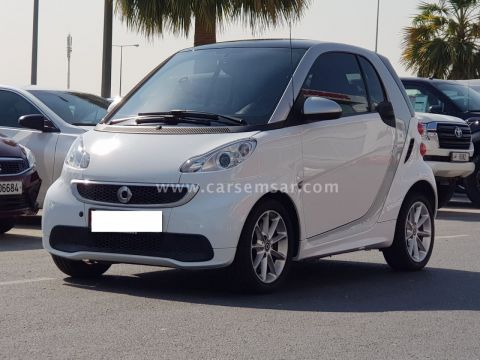 2015 Smart ForTwo Coupe