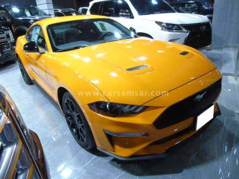 2019 فورد موستانج Mustang EcoBoost