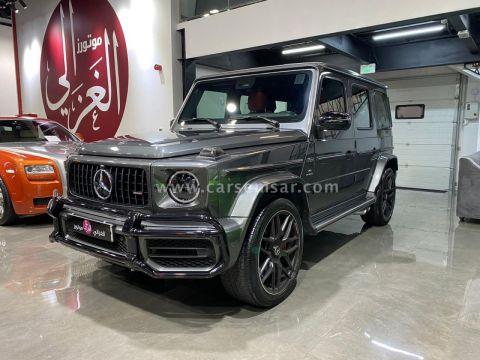 2020 Mercedes-Benz G-Class G 63 AMG