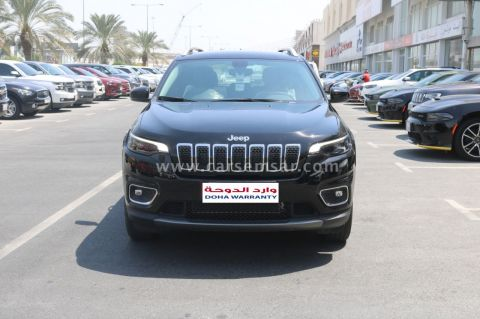 2020 Jeep Cherokee Limited 3.2