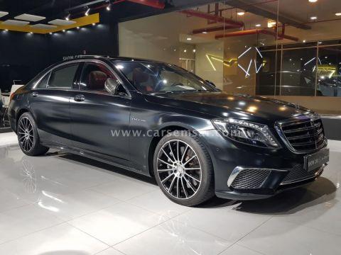 2015 Mercedes-Benz S-Class S 65 AMG
