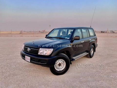 2004 Toyota Land Cruiser G