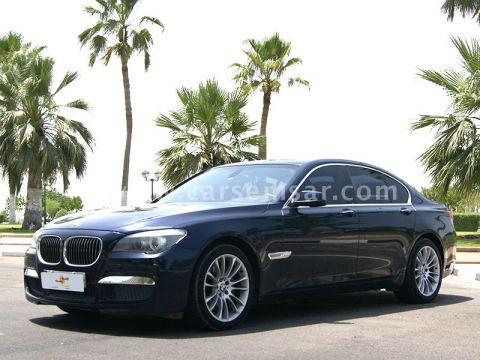 2012 بي ام دبليو الفئة السابعة 740 Li V6