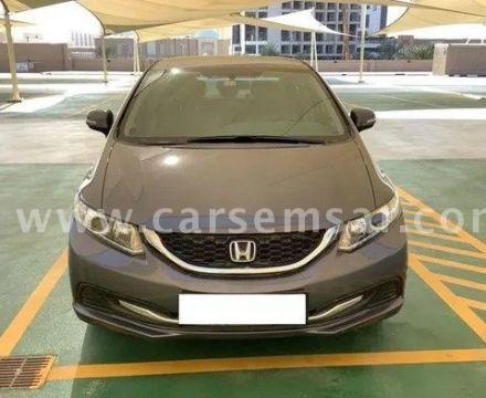 2015 Honda Civic 1.8 i-VTEC EXi