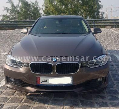 2015 BMW 3-Series 320i