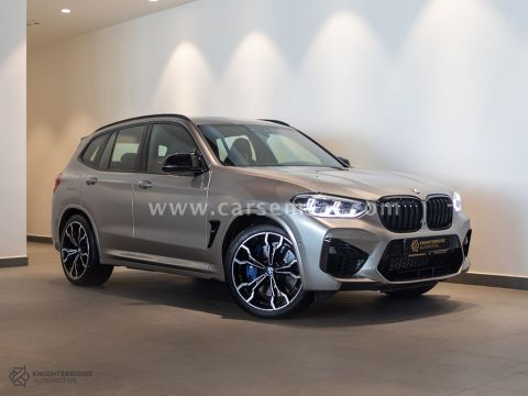2021 BMW X3 Competition