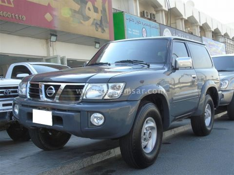 1999 Nissan Patrol Safari 2 Door