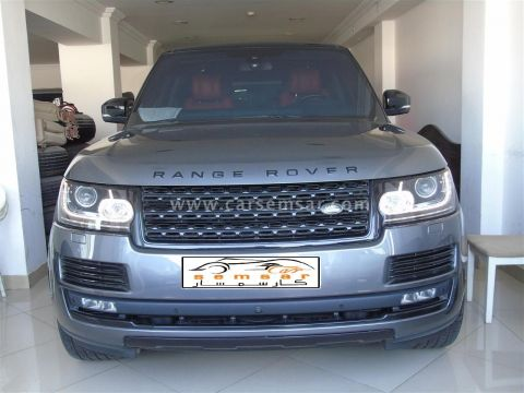 2016 Land Rover Range Rover Auto Biography