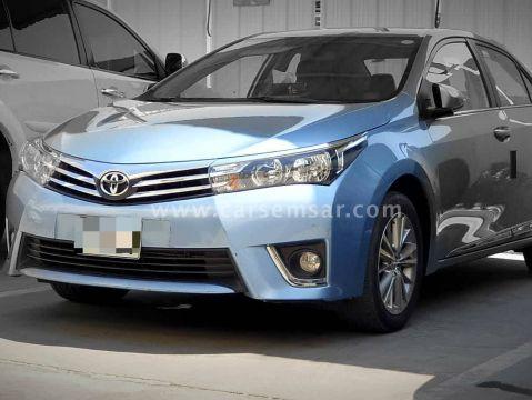 2016 Toyota Corolla GLi 1.6