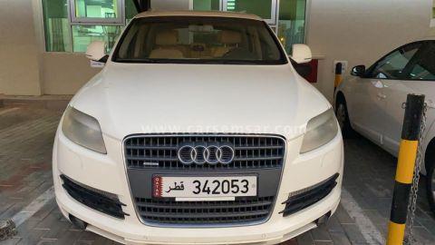 2007 Audi Q7 4.2 FSi Quattro