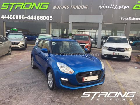 2020 Suzuki Swift Hatchback GL
