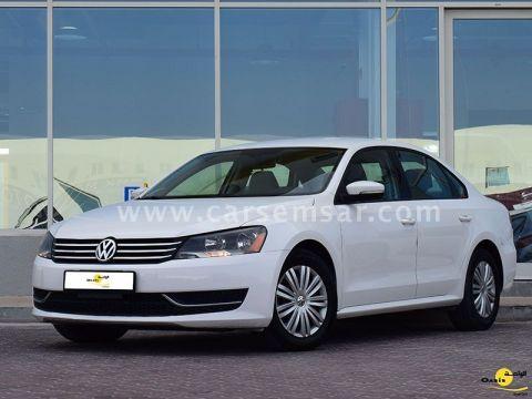 2014 Volkswagen Passat 2.5