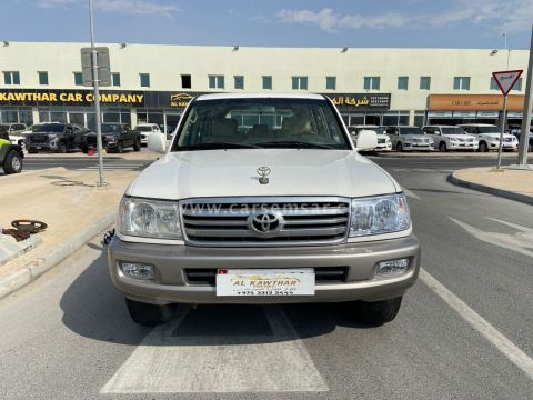 2006 Toyota Land Cruiser GXR