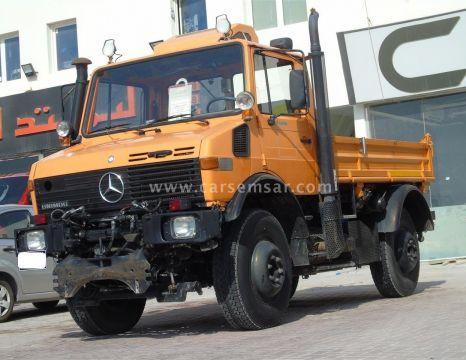 2000 Mercedes-Benz Unimog 1450
