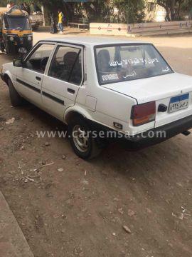1985 Toyota Corolla Station Wagon